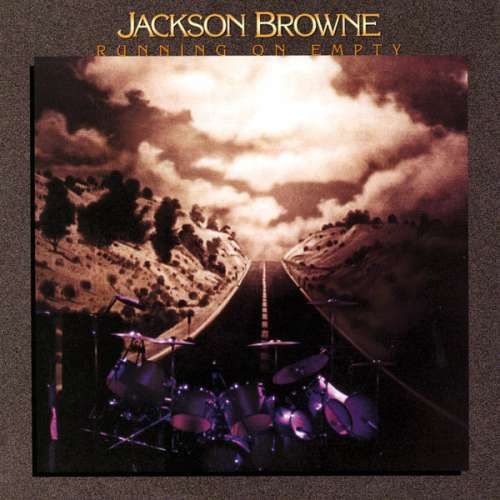 Cover Jackson Browne - Running On Empty (LP, Album, RE) Schallplatten Ankauf