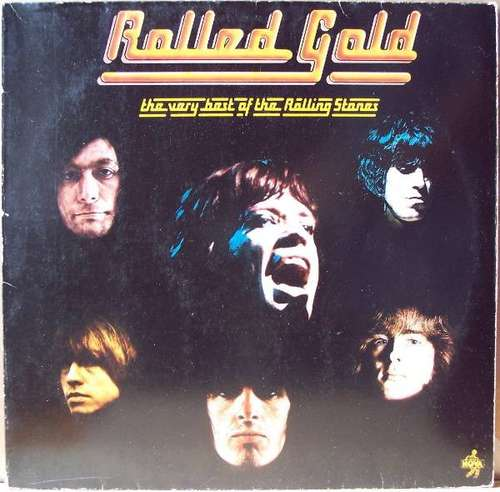 Cover Rolled Gold - The Very Best Of The Rolling Stones Schallplatten Ankauf