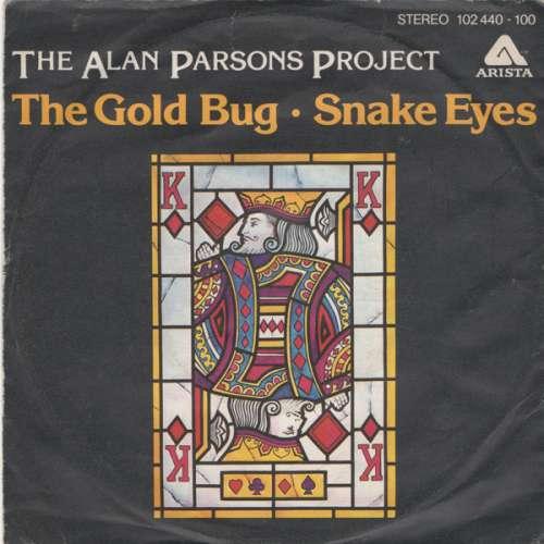 Bild The Alan Parsons Project - The Gold Bug / Snake Eyes (7, Single) Schallplatten Ankauf