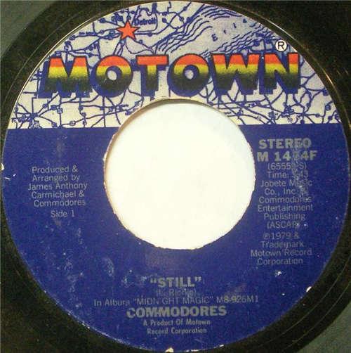 Bild Commodores - Still (7, Single) Schallplatten Ankauf