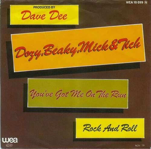 Bild Dozy, Beaky, Mick & Tich - You've Got Me On The Run (7, Single) Schallplatten Ankauf