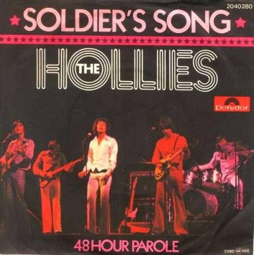 Bild The Hollies - Soldier's Song (7, Single) Schallplatten Ankauf
