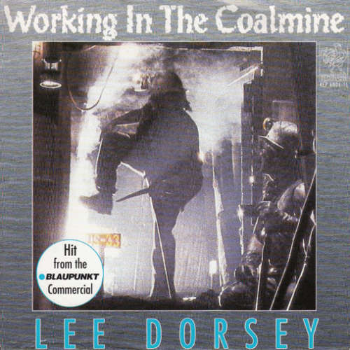 Cover Lee Dorsey - Working In The Coalmine (7) Schallplatten Ankauf