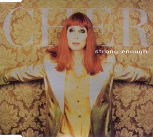 Bild Cher - Strong Enough (CD, Single, CD1) Schallplatten Ankauf