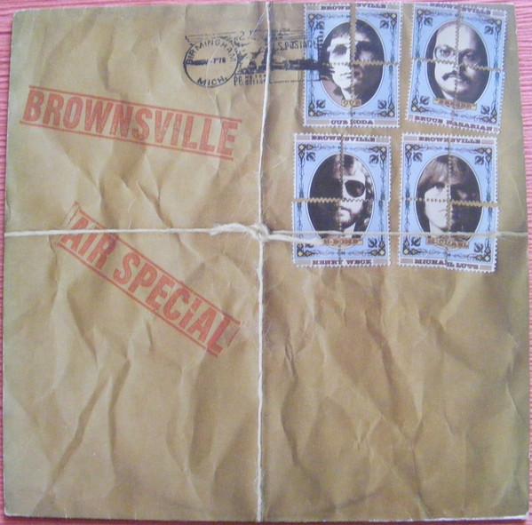 Bild Brownsville* - Air Special (LP, Album) Schallplatten Ankauf