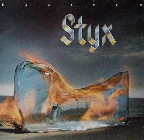 Cover Styx - Equinox (LP, Album) Schallplatten Ankauf