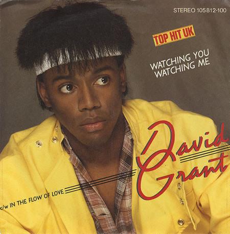 Bild David Grant - Watching You, Watching Me (7, Single) Schallplatten Ankauf