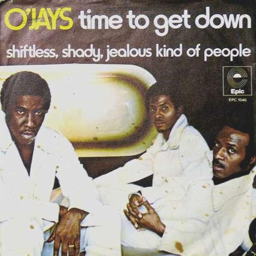 Bild The O'Jays - Time To Get Down (7) Schallplatten Ankauf