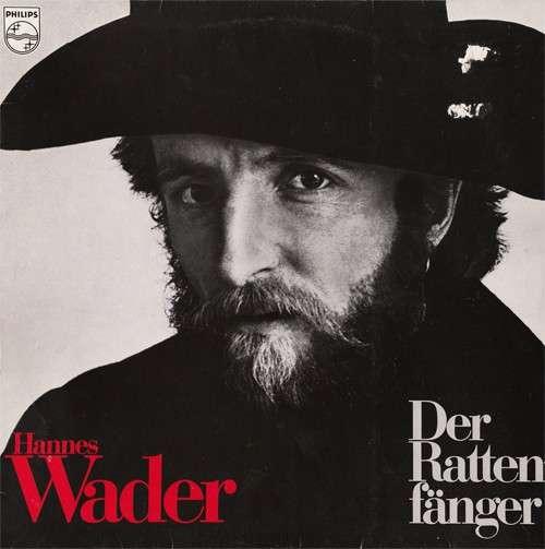 Bild Hannes Wader - Der Rattenfänger (LP, Album, RP) Schallplatten Ankauf