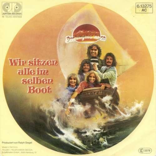 Bild Dschinghis Khan - Wir Sitzen Alle Im Selben Boot (7, Single) Schallplatten Ankauf