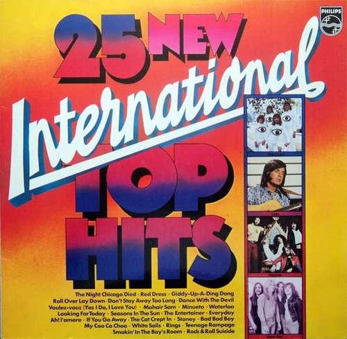 Bild Various - 25 New International Top Hits (2xLP, Comp) Schallplatten Ankauf