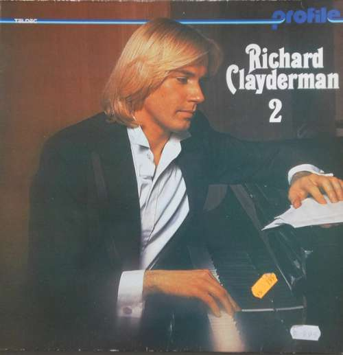 Cover zu Richard Clayderman - Profile 2 (LP, Comp) Schallplatten Ankauf