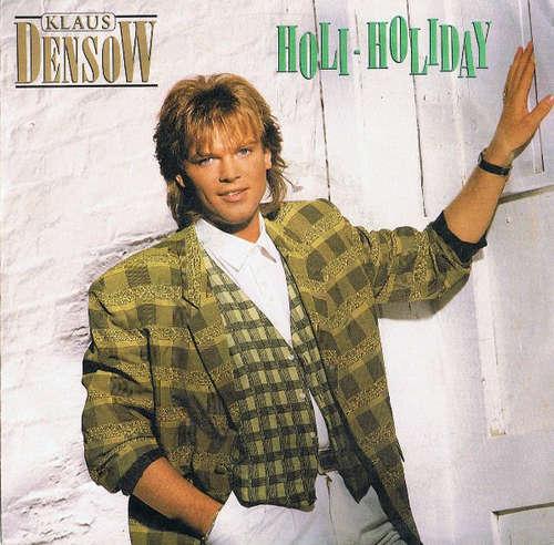 Bild Klaus Densow - Holi-Holiday (7, Single) Schallplatten Ankauf