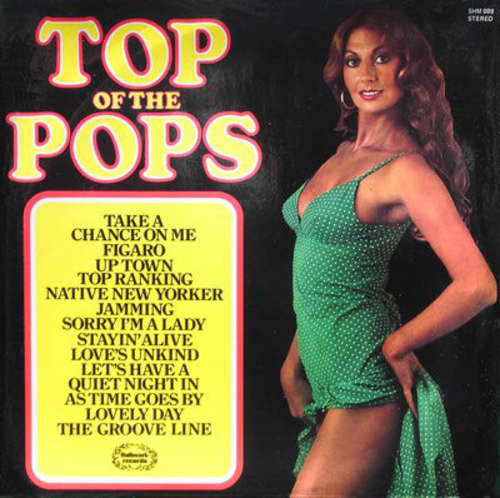 Cover The Top Of The Poppers - Top Of The Pops Vol. 64 (LP) Schallplatten Ankauf
