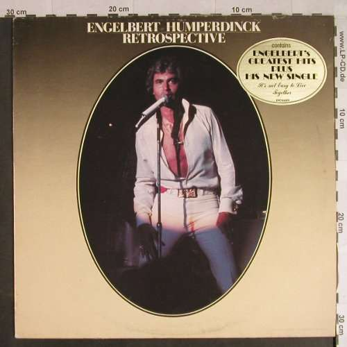 Bild Engelbert Humperdinck - Retrospective (LP, Comp) Schallplatten Ankauf