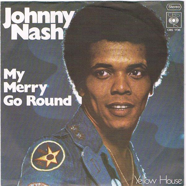 Bild Johnny Nash - My Merry Go Round (7, Single) Schallplatten Ankauf