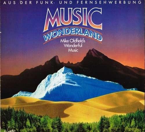 Cover Mike Oldfield - Music Wonderland (LP, Comp, Clu) Schallplatten Ankauf