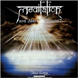Cover Chris Hinze - Meditation And Mantras \ Volume 2 (LP, Album) Schallplatten Ankauf