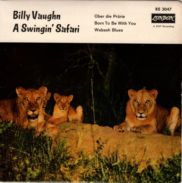 Bild Billy Vaughn And His Orchestra - A Swingin' Safari (7, EP, Mono) Schallplatten Ankauf