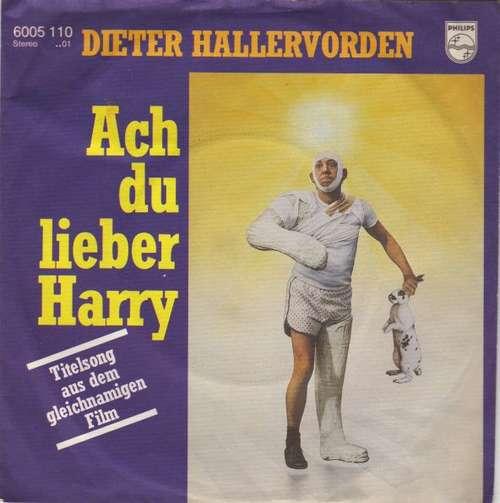 Bild Dieter Hallervorden - Ach Du Lieber Harry (7) Schallplatten Ankauf