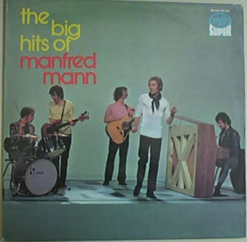 Bild Manfred Mann - The Big Hits Of Manfred Mann (LP, Comp) Schallplatten Ankauf