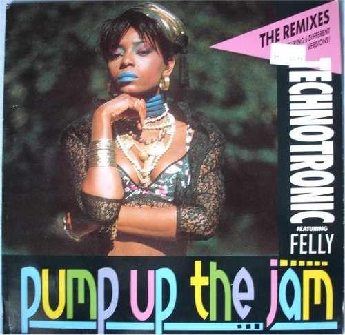 Bild Technotronic Featuring Felly - Pump Up The Jam (The Remixes) (12, Maxi) Schallplatten Ankauf