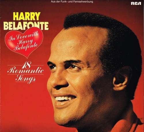 Cover Harry Belafonte - In Love With Harry Belafonte (LP, Comp) Schallplatten Ankauf