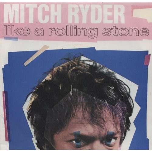 Cover zu Mitch Ryder - Like A Rolling Stone (12, Single) Schallplatten Ankauf