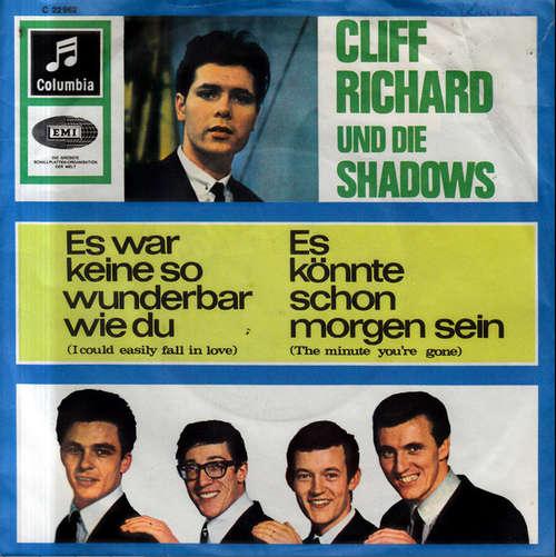 Bild Cliff Richard Und Die Shadows* - Es War Keine So Wunderbar Wie Du / Es Könnte Schon Morgen Sein (7, Single) Schallplatten Ankauf