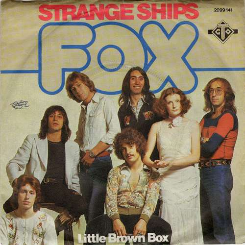 Cover zu Fox (3) - Strange Ships (7, Single) Schallplatten Ankauf