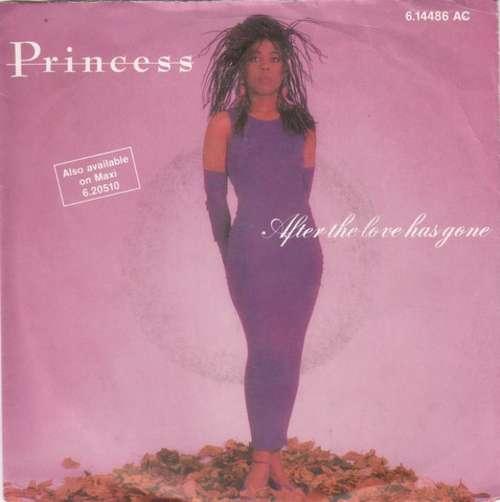 Cover Princess - After The Love Has Gone (7, Single) Schallplatten Ankauf
