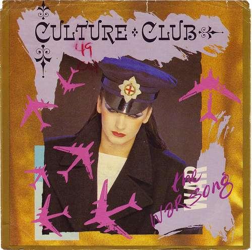 Bild Culture Club - The War Song (7, Single) Schallplatten Ankauf