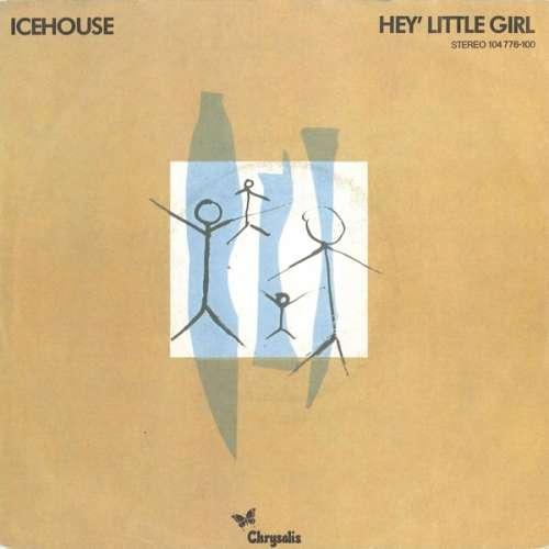 Bild Icehouse - Hey' Little Girl (7, Single) Schallplatten Ankauf