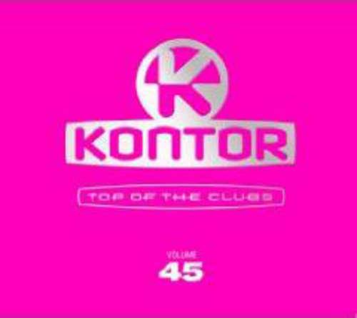Cover Various - Kontor - Top Of The Clubs Volume 45 (3xCD, Comp, Mixed) Schallplatten Ankauf