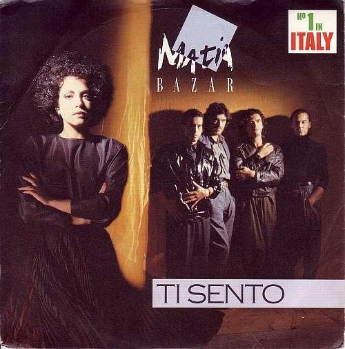 Bild Matia Bazar - Ti Sento (7, Single) Schallplatten Ankauf