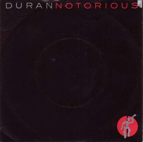 Cover Duran Duran - Notorious (7, Single) Schallplatten Ankauf