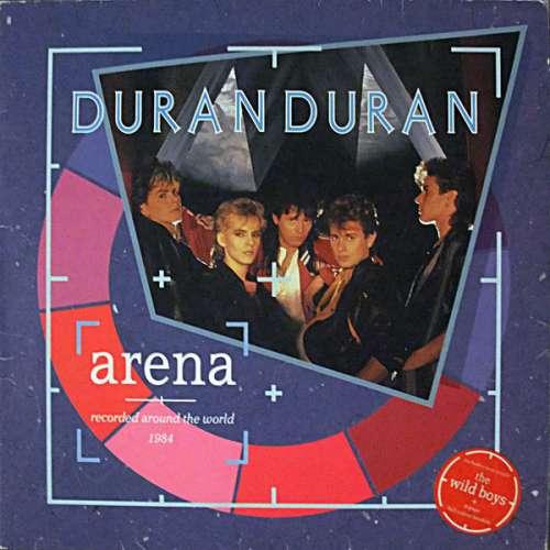 Cover Duran Duran - Arena (LP, Album, Gat) Schallplatten Ankauf