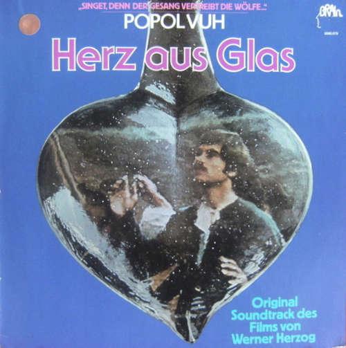 Cover Popol Vuh - Herz Aus Glas (LP, Album, RP) Schallplatten Ankauf