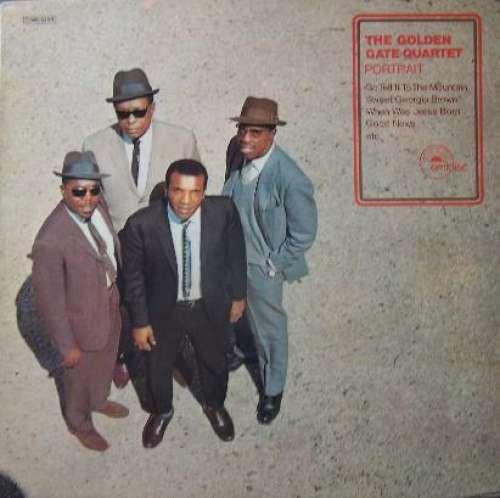 Bild The Golden Gate Quartet - Golden Gate Portrait (LP, Comp) Schallplatten Ankauf