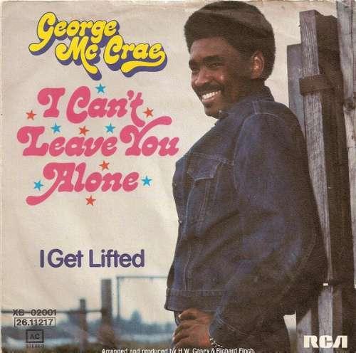Bild George Mc Crae* - I Can't Leave You Alone (7, Single) Schallplatten Ankauf