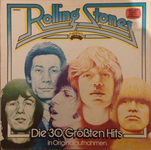 Cover Rolling Stones* - Die 30 Größten Hits In Originalaufnahmen (2xLP, Comp, Mono, Gat) Schallplatten Ankauf