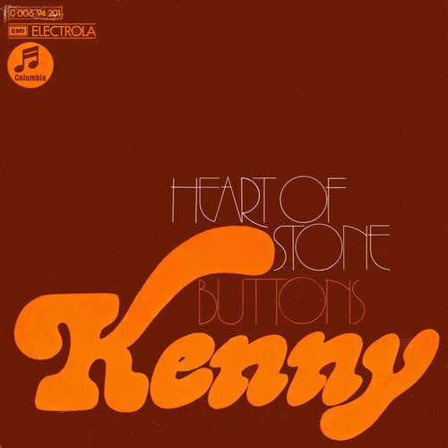 Bild Kenny* - Heart Of Stone (7, Single) Schallplatten Ankauf
