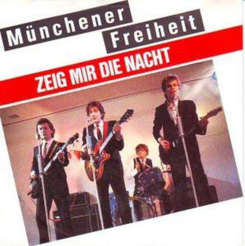 Bild Münchener Freiheit - Zeig Mir Die Nacht (7) Schallplatten Ankauf