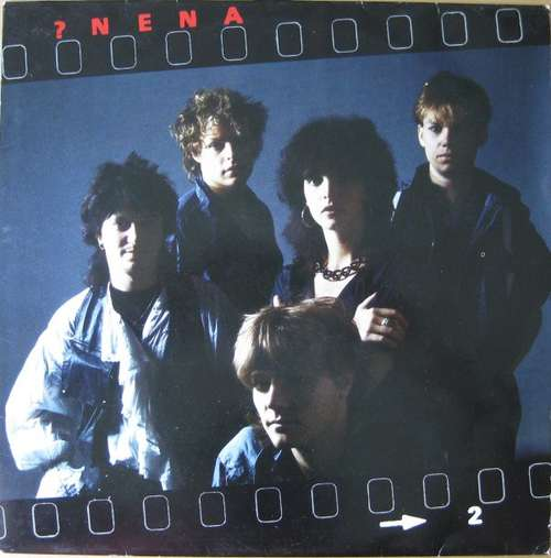 Cover Nena - ? (LP, Album, Club) Schallplatten Ankauf