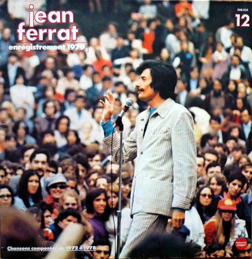 Bild Jean Ferrat - 12 - Enregistrement 1979 (LP, Album, Gat) Schallplatten Ankauf