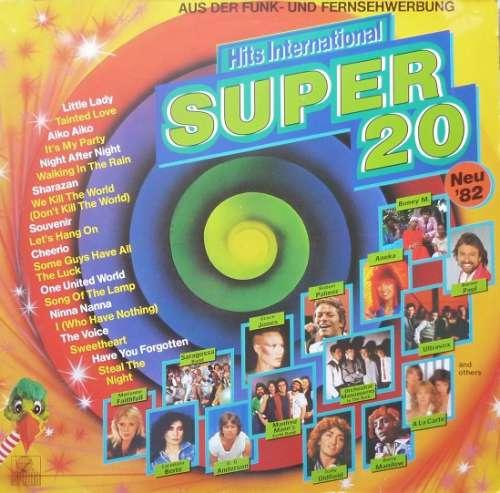 Cover zu Various - Hits International Super 20 (LP, Comp) Schallplatten Ankauf