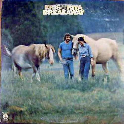 Bild Kris & Rita* - Breakaway (LP, Album) Schallplatten Ankauf