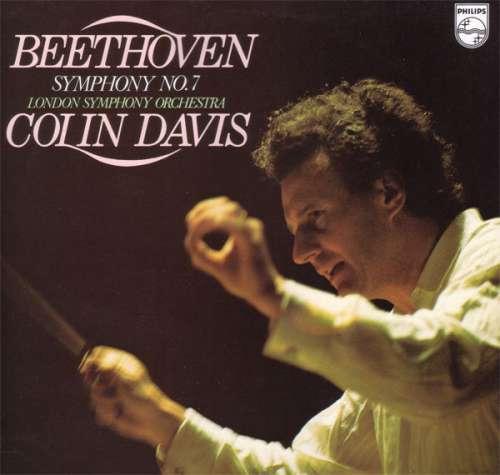 Bild Beethoven*, Sir Colin Davis, The London Symphony Orchestra - Symphony No. 7 In A, Op. 92 (LP, Dlx) Schallplatten Ankauf