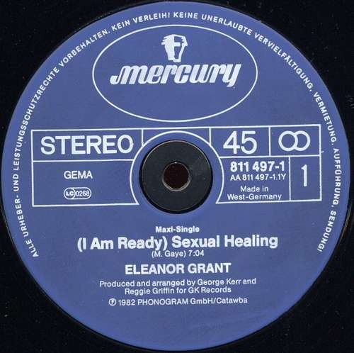 Bild Eleanor Grant - (I Am Ready) Sexual Healing (12) Schallplatten Ankauf
