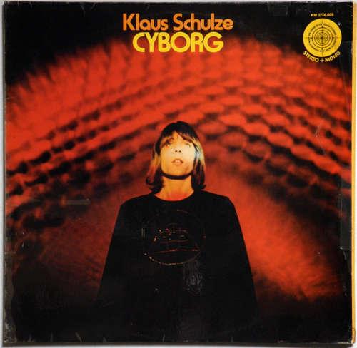 Cover Klaus Schulze - Cyborg (2xLP, Album) Schallplatten Ankauf